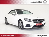 220 D AMG SPORT 2DR AUTO CABRIOLET  *RETAIL PRICE €47,950 - €2,000 SCRAPPAGE*FINANCE AVAILABLE WITHIN 1 HOUR*
